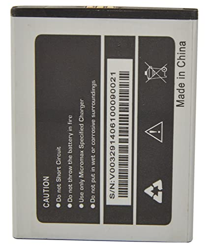 FINDX Mobile Battery for Micromax Q340: Amazon in: Electronics