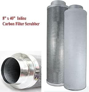 Filtro de Carbono Hydro para Control de Olor, Tubo de Escape en ...