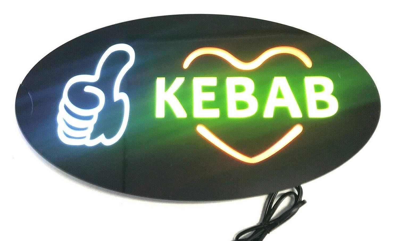 Dobo New - Señal luminosa publicitaria LED con texto en ...