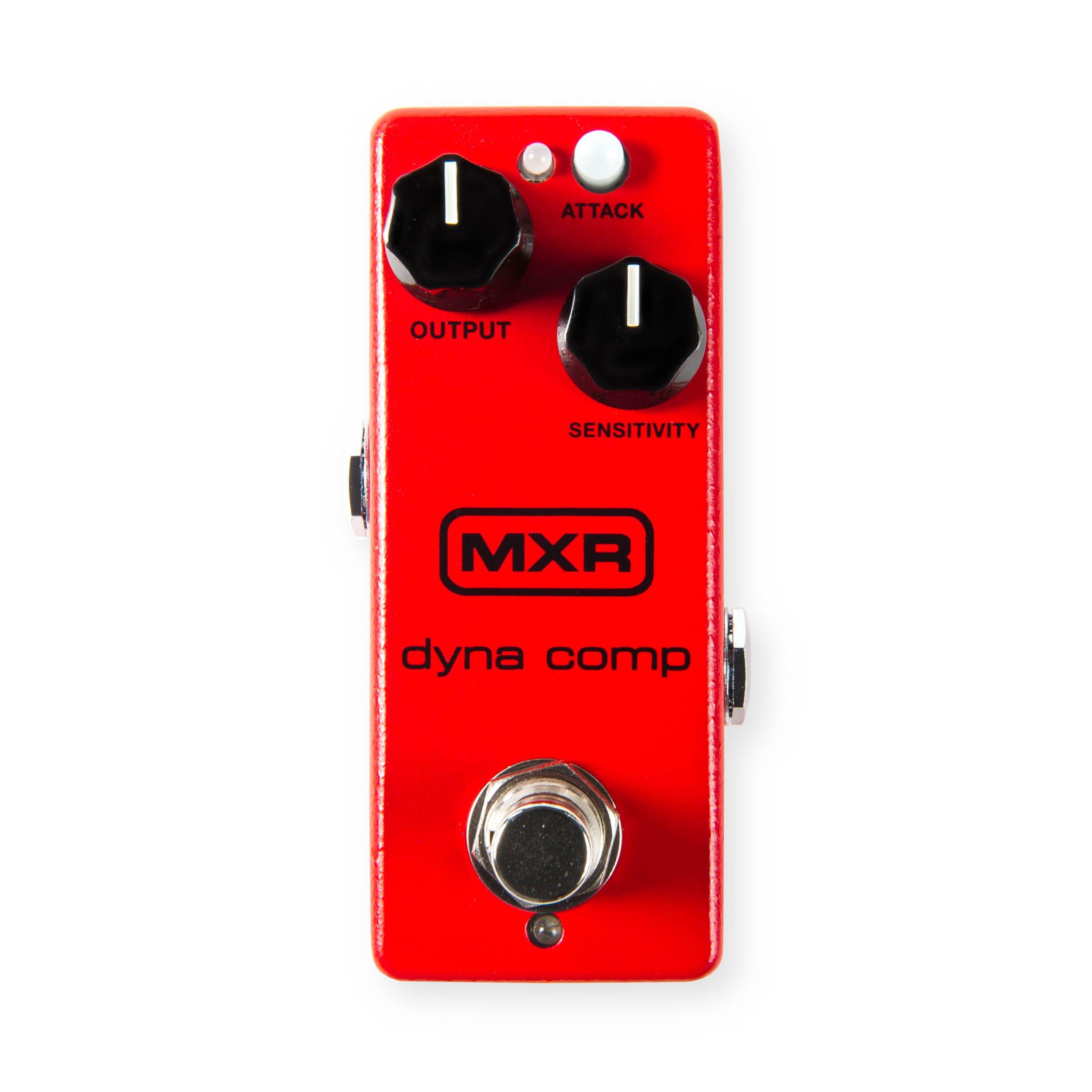 MXR M291 Dyna Comp Mini Compressor Guitar Effects Pedal by MXR