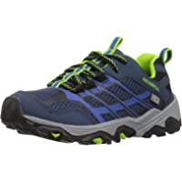 Merrell Ml-Boys Moab Fst Low WTRPF, Zapatillas