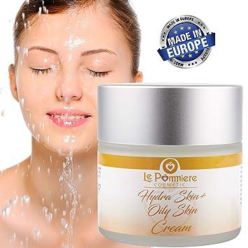 Crema hidratante facial 50ml piel grasa, mixta y acnéica. Hombre o mujer. Anti