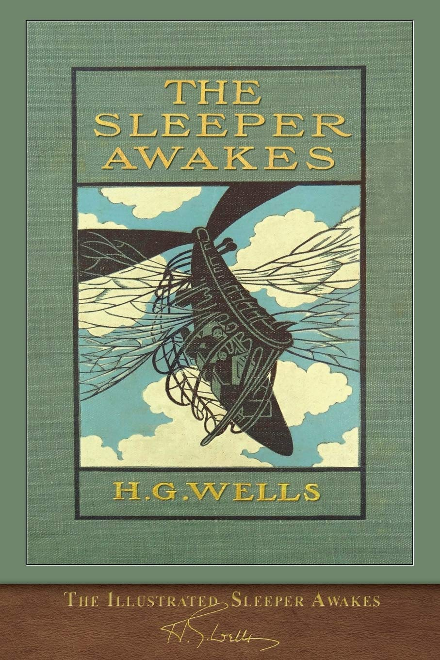 The Sleeper Awakes Print