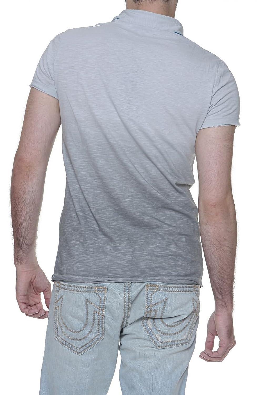 Custo Barcelona Polo Shirt Elephant The World, Color Grey, Size: XS:  Amazon.co.uk: Clothing