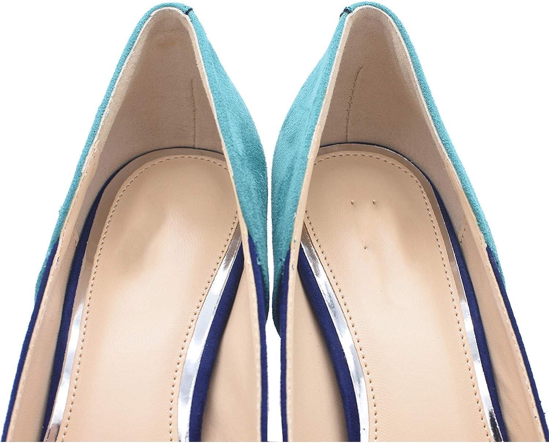 Mixed Color Classic Women High Heels Shoes 7cm Female Simple Women Pumps Heels Dress Shoes Apricot,8