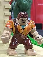 50,000 Piece LEGO Wreck-It Ralph Niceville Apartments MOC [OV]
