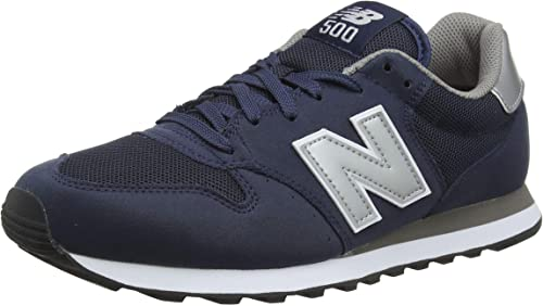 New Balance, Herren Sneaker, Blau (Navy), 44 EU (9.5 UK ...