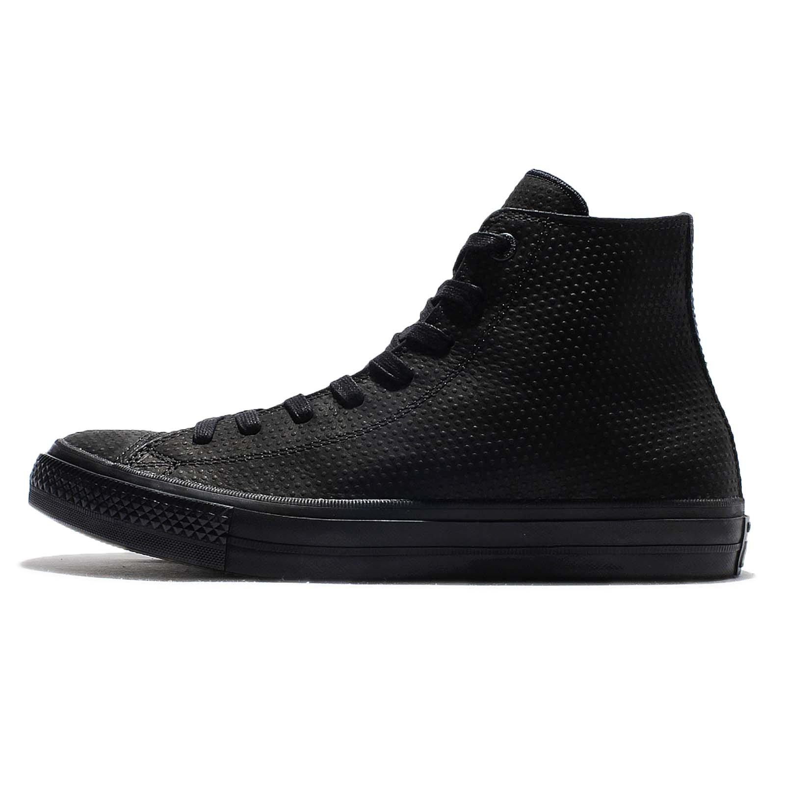 Converse Unisex Chuck Taylor All Star II Hi Top Sneaker Black/Black/Gum 9.5 D(M) US