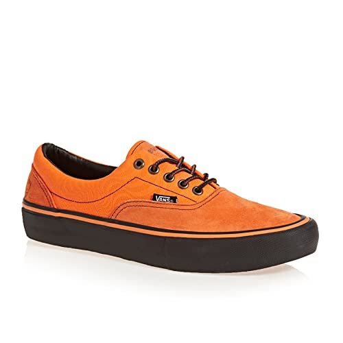 c727318728 Vans Men s X Spitfire Era Pro Pumpkin Orange Black Skate Shoes (Spitfire)  Cardiel