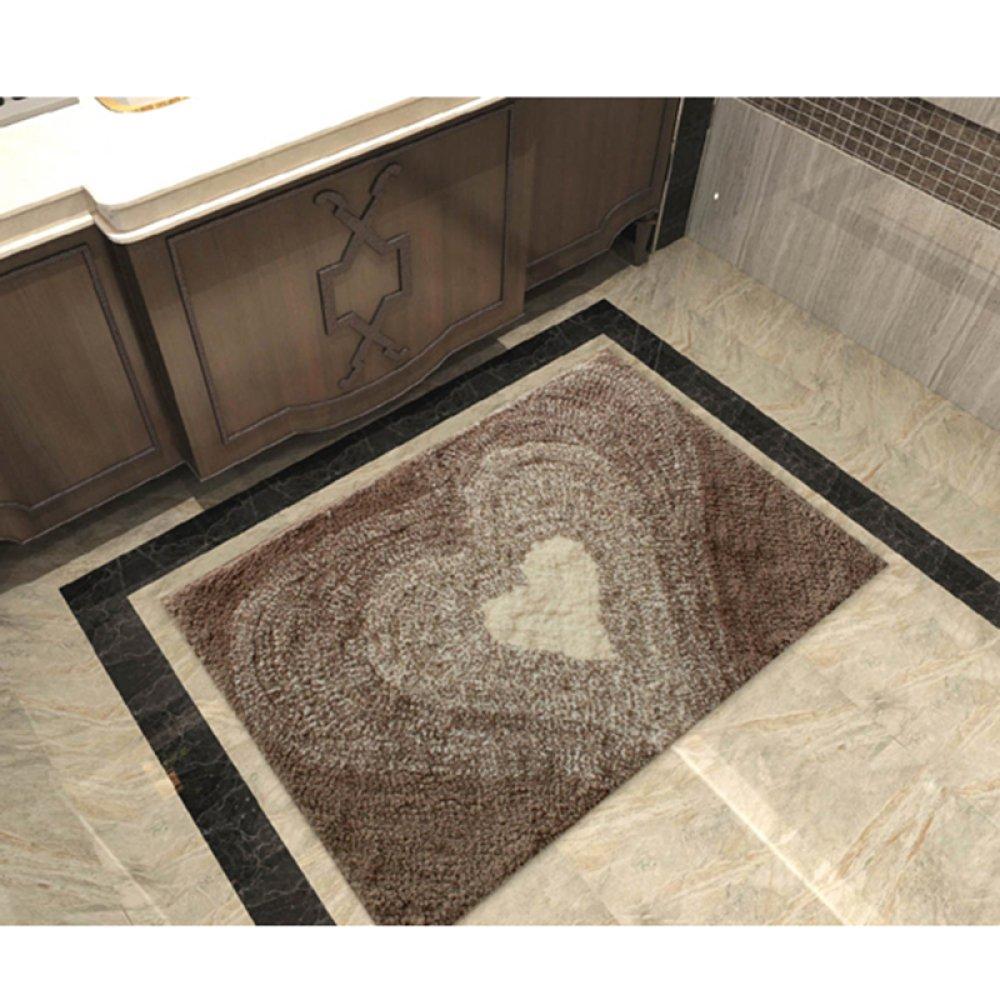 BCXX WLQ Matte - Dicke Badezimmertürmatte Badezimmertürmatte Badezimmertürmatte - Wassereintrittstürmatte - waschbare Matte B07MPR3R7X Duschmatten a80dca
