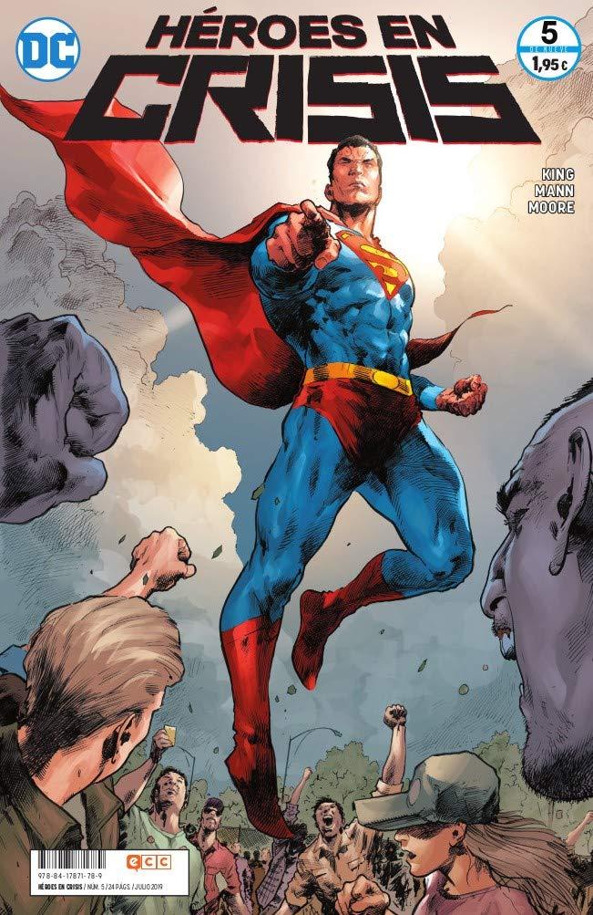 Héroes en Crisis núm. 05 (de 9) (Héroes en Crisis O.C.)