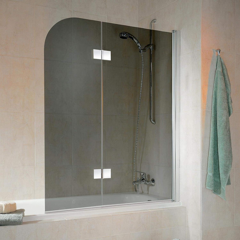 Schulte D853 41 52 12 3 Garant - Mampara de ducha, color cromado ...