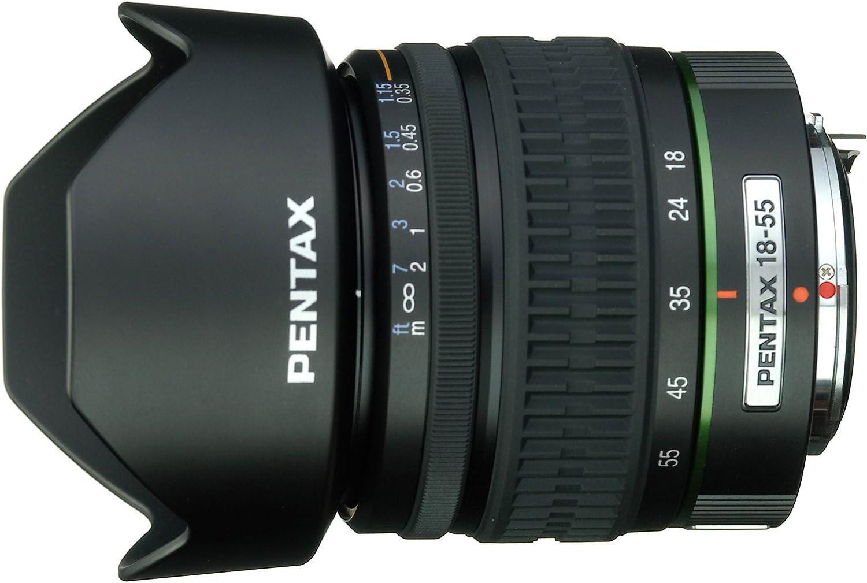 Pentax DA 18-55mm f/3.5-5.6 AL Lens for Pentax and Samsung Digital SLR Cameras