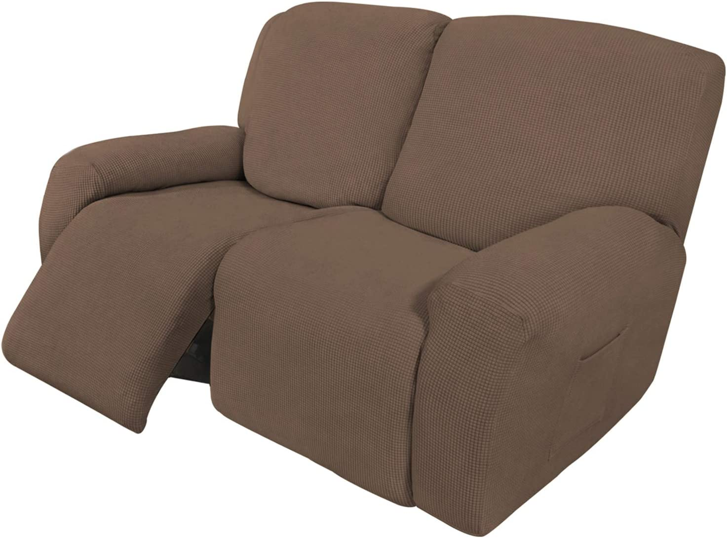 711fc 1tAQL. AC SL1500 - Best Slipcovers For Leather Sofas and Couches (Non-Slip) - ChairPicks