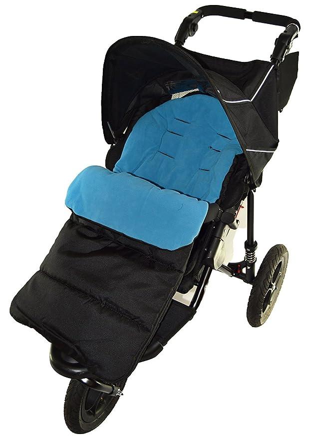 Saco/Cosy Toes Compatible con Jane Slalom carrito de bebé ...