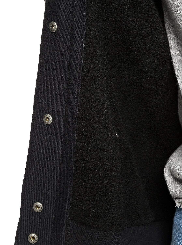 Roxy Wind Swept - Veste à Capuche boutonnée pour Femme ERJPF03038  Roxy   Amazon.fr  Vêtements et accessoires 8b81ce166e7