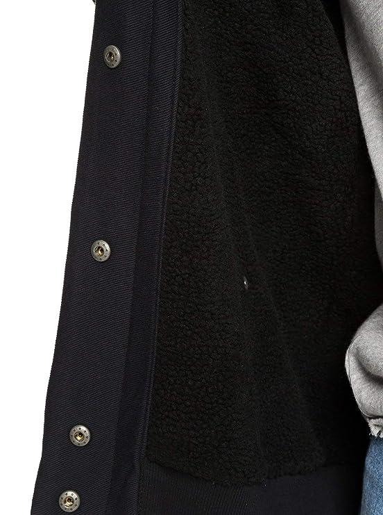 Roxy Wind Swept - Chaqueta Abotonada con Capucha para Mujer ERJPF03038: Amazon.es: Ropa y accesorios
