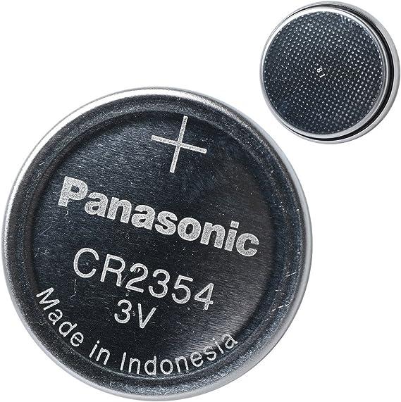 Panasonic Lithium Batterien Cr2354 3 V 1 Packung à 5 Stück