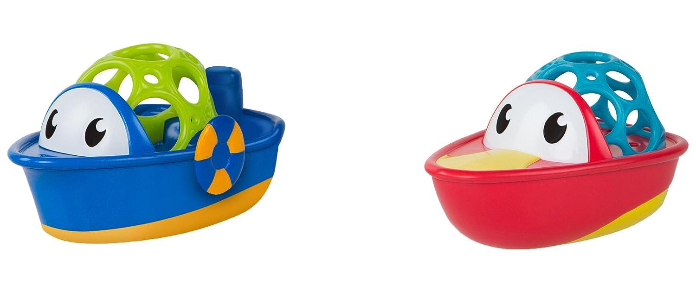 Oball Grab & Splash Boat Kids II 10809-6-W11