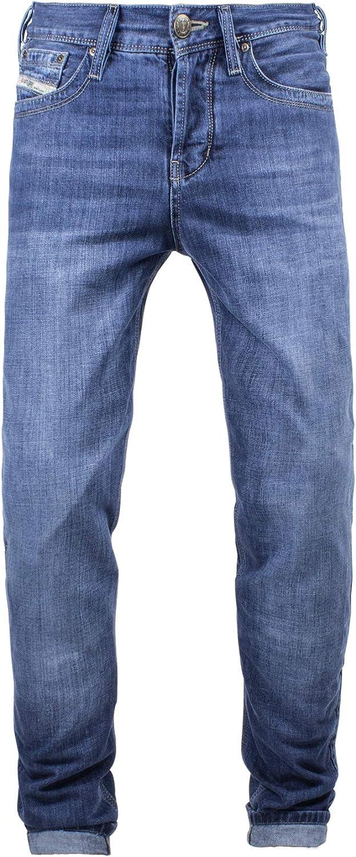 John Doe Original Jeans - Pantalones de Moto Hombre