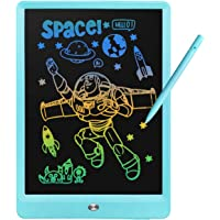 Derabika Toys for 3 4 5 2 Year Old Boys, 10inch LCD Writing Tablet Color Drawing Board for Kids, Toddler Boy Toys…