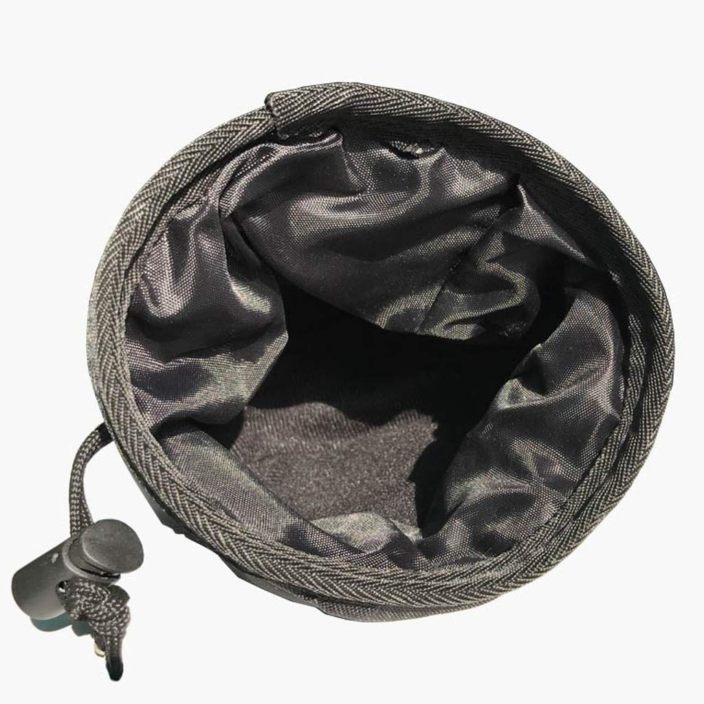 P Prettyia Compound Bow Release Pouch Archery Accessories Storge Bag Belt Holder