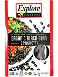 Explore Asian GF Black Bean Spaghetti 200 g (Pack of 6) (Organic)