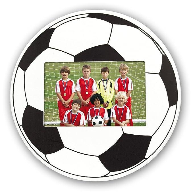 ZEP Football - Portafotos con forma de balón para foto 10x15 ...