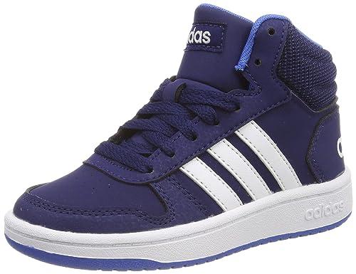 buy popular 3e08d 1c1e7 adidas Hoops Mid 2.0 K, Scarpe da Fitness Unisex-Bambini, (Multicolor 000