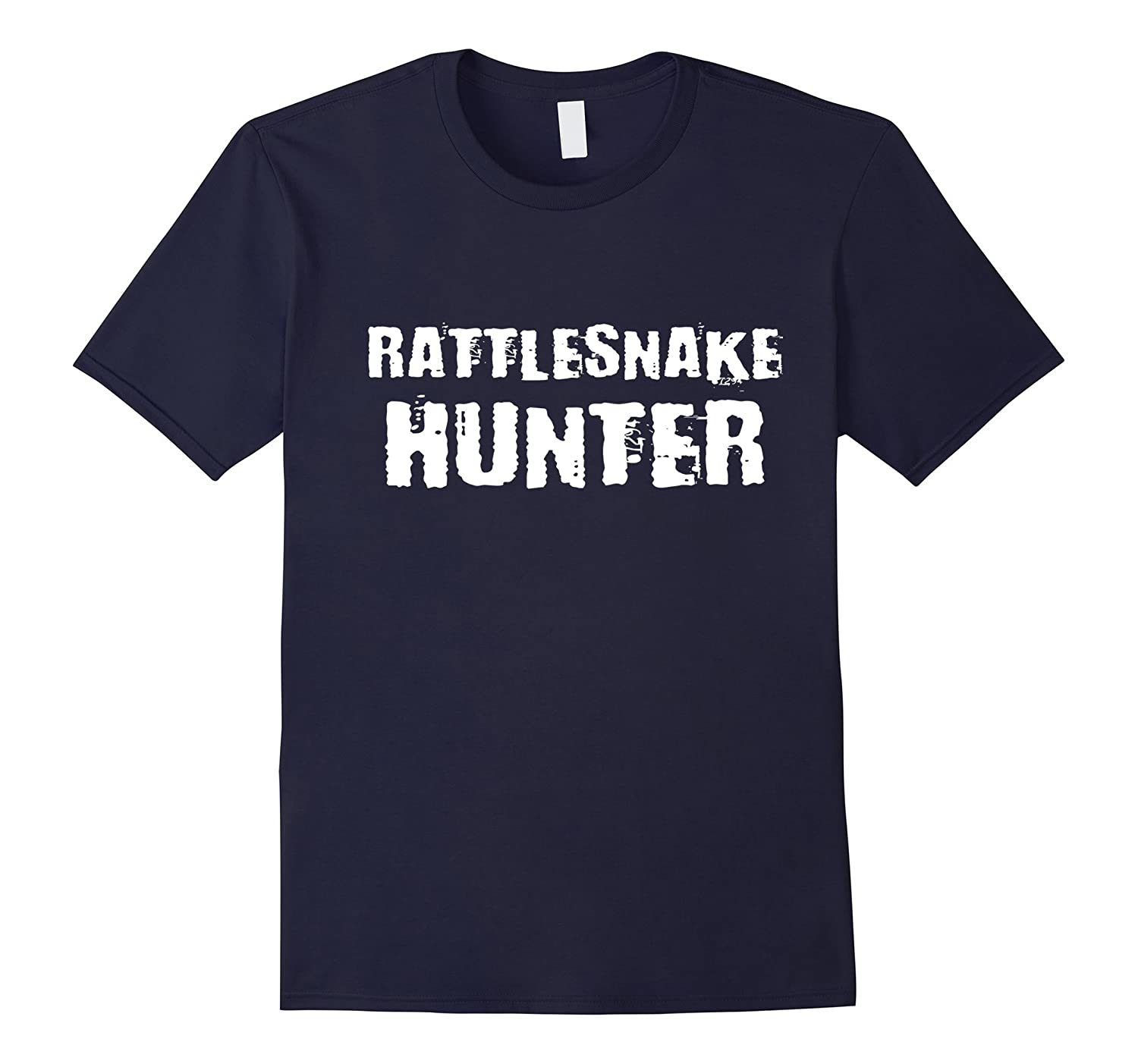 Rattlesnake Hunter Shirt Game Hunting Snake Outdoors Tee-AZP