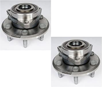 AdecoAutoParts /© Front Wheel Bearing Replacement WH510096 for Mazda 3 2005-2014 Mazda 5 2006-2015 WE60361