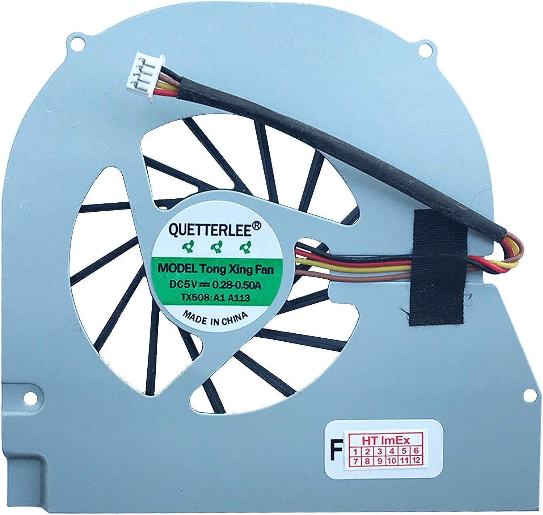 For Toshiba Qosmio X770-10M CPU Fan