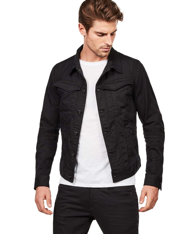 G-Star Men's Motac Slim Jacket, Black D10447-8970-082