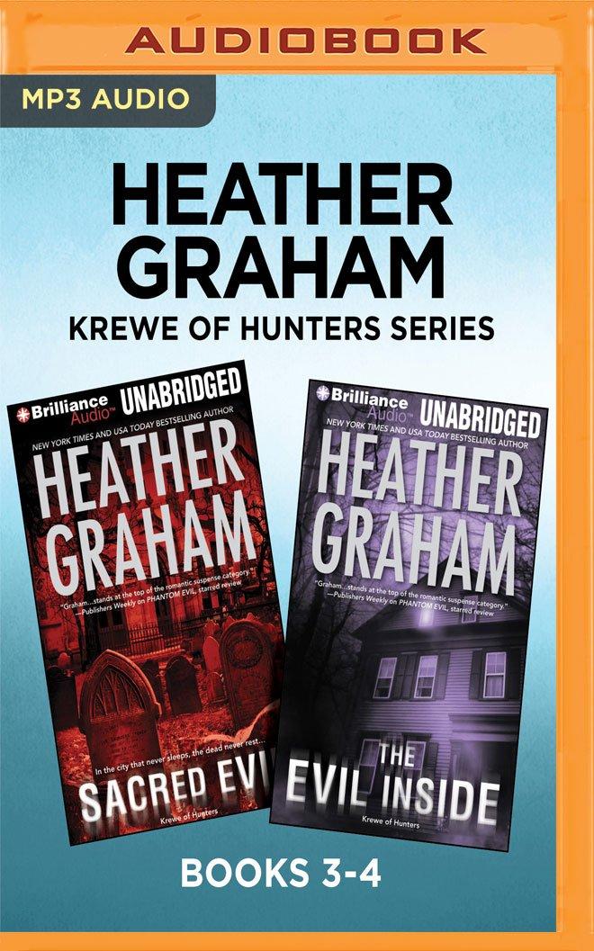 Read Online Heather Graham Krewe of Hunters Series: Books 3-4: Sacred Evil & The Evil Inside PDF
