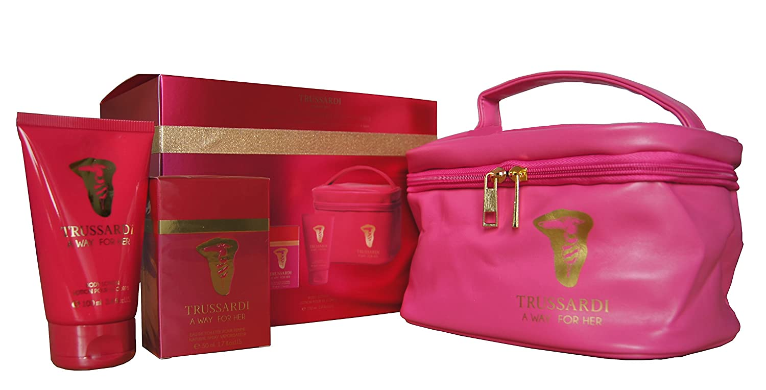 Trussardi Kit Corpo 3 Pezzi A Way For Her TRD00011