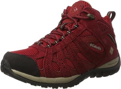Columbia Redmond Mid Waterproof, Chaussures de Randonnée Hautes Femme