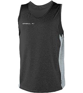 45a90077a0467c Amazon.com  XCEL Mens Big and Tall Sleeveless Ventx Shirt  Looser ...