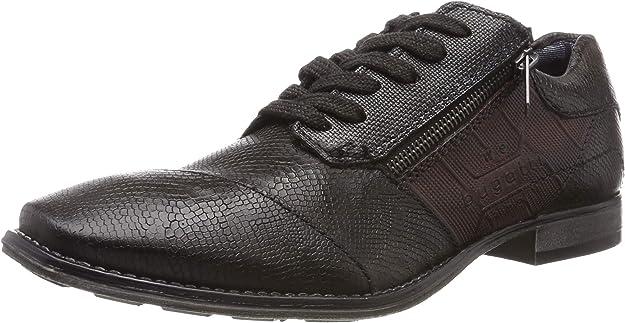 TALLA 42 EU. bugatti 3.22653e+11, Zapatos de Cordones Derby para Hombre