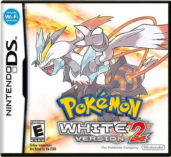 Nintendo Pokemon White Version 2 - Juego (Nintendo DS, RPG (juego de rol), E (para todos)): Amazon.es: Videojuegos