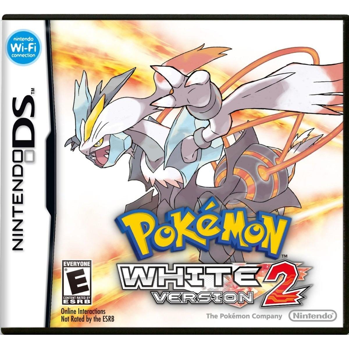 Nintendo Pokemon White Version 2 Juego Nintendo Ds Rpg Juego  # Muebles Pokemon