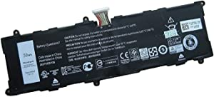 SUNNEAR 2H2G4 7.4V 38Wh 4980mAh Laptop Battery Replacement for Dell Venue 11 Pro 7140 Series Notebook HFRC3 TXJ69