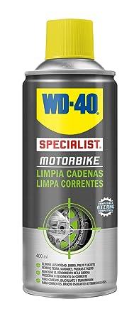 WD-40 Specialist Motorbike - Limpia Cadenas- Spray 400ml ...