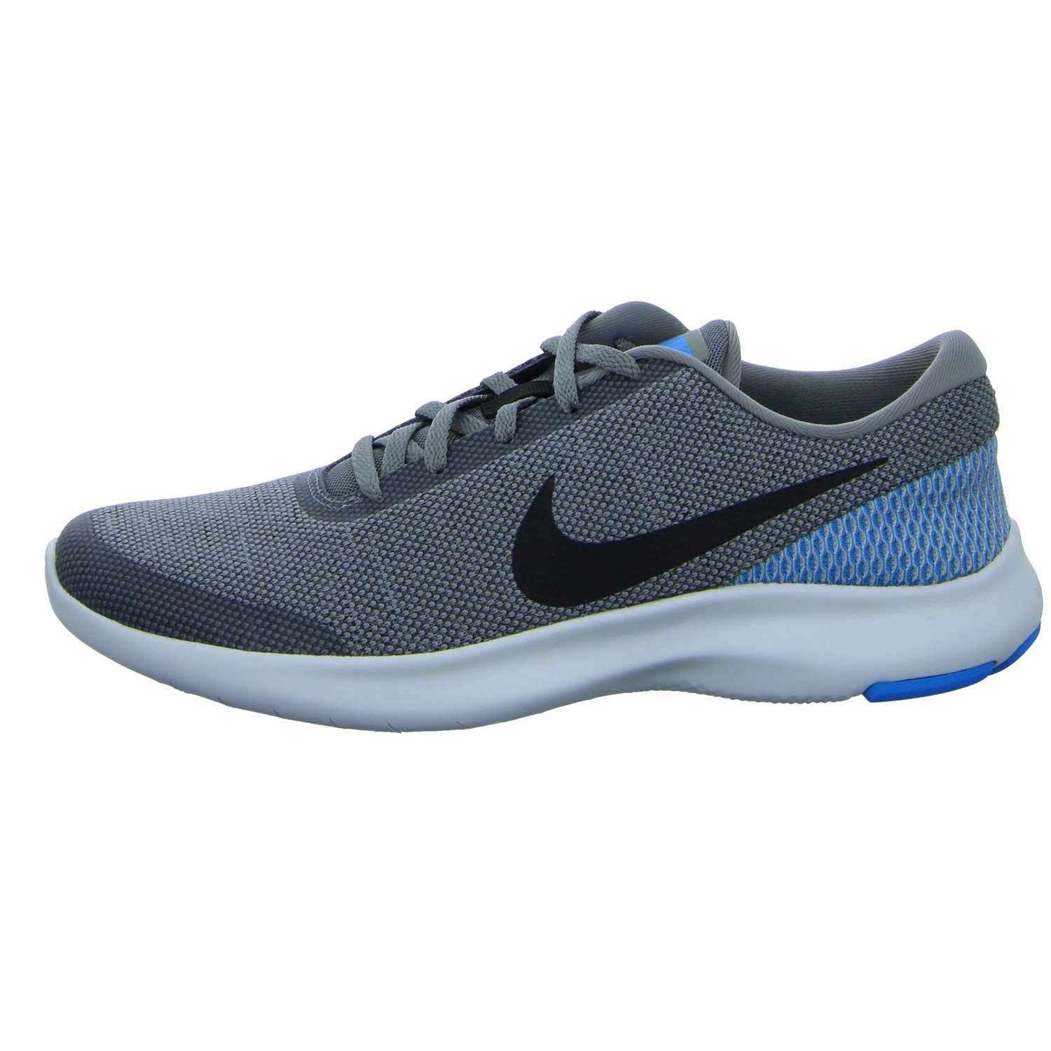 196c3e421d Nike Men s Grey Mesh Flex Experience Rn 7 Sports Shoes - 12 US  Buy Online  at Low Prices in India - Amazon.in