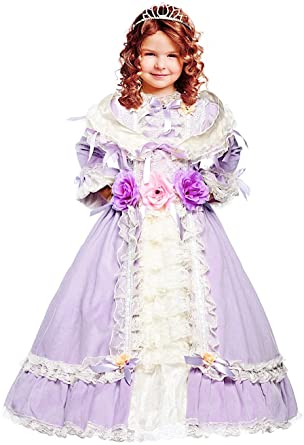 Costume di Carnevale da Principessa Sofia Baby Vestito per