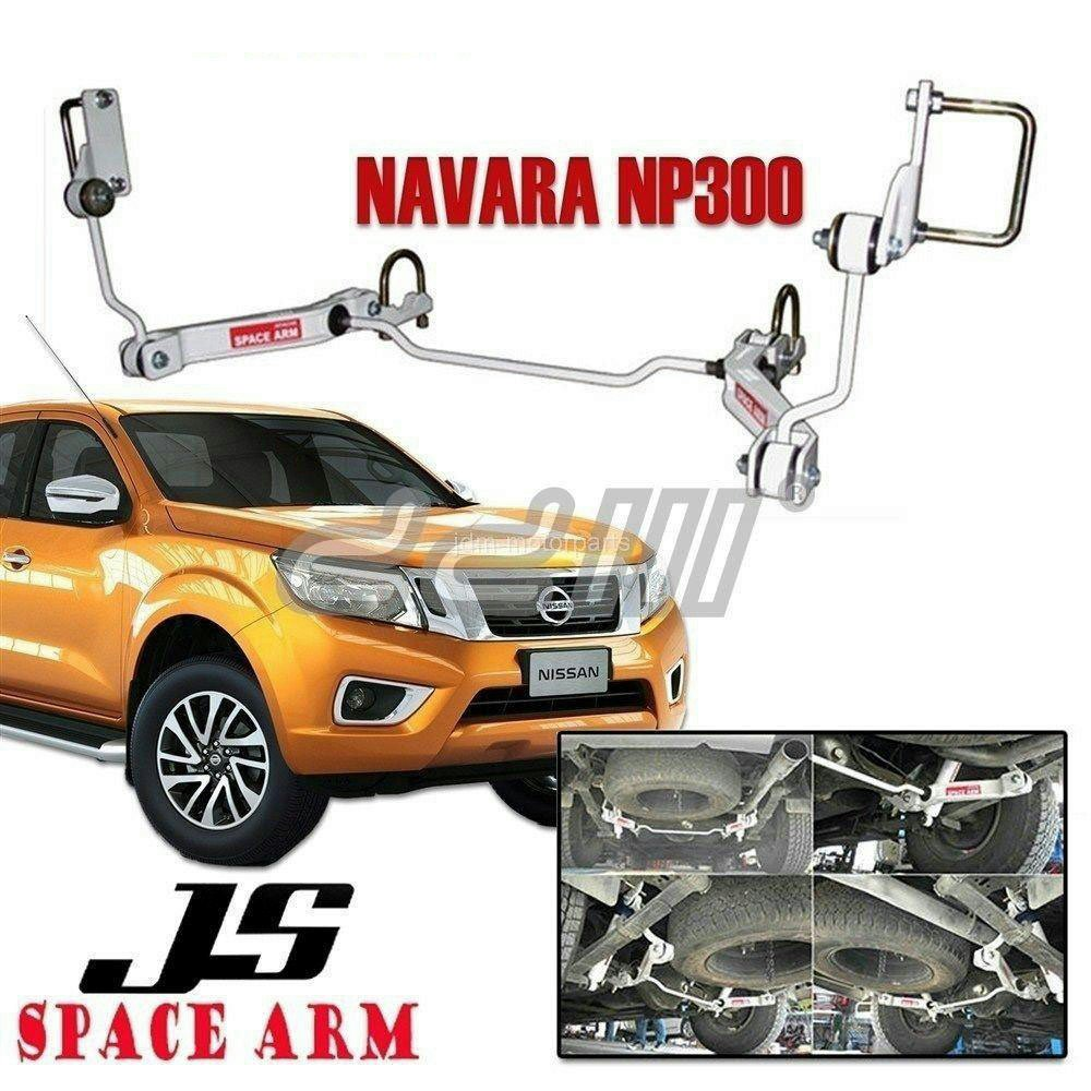 Rear Control Sway Anti Roll Bar Space Arm Stabilizer Fits Navara D23 NP300 2015+