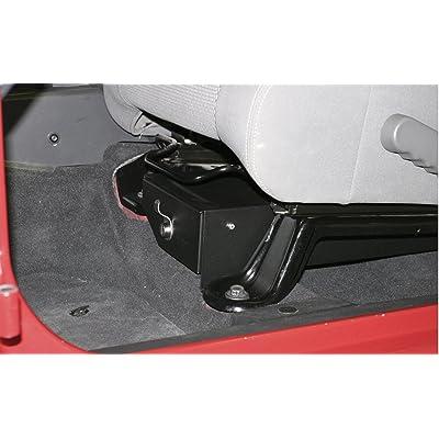Tuffy 247-01 Jeep JK Driver Side Security Drawer: Automotive