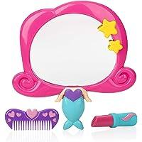 Nuby Mermaid Mirror Bath Toy Set, 3 Yrs+, 3pc