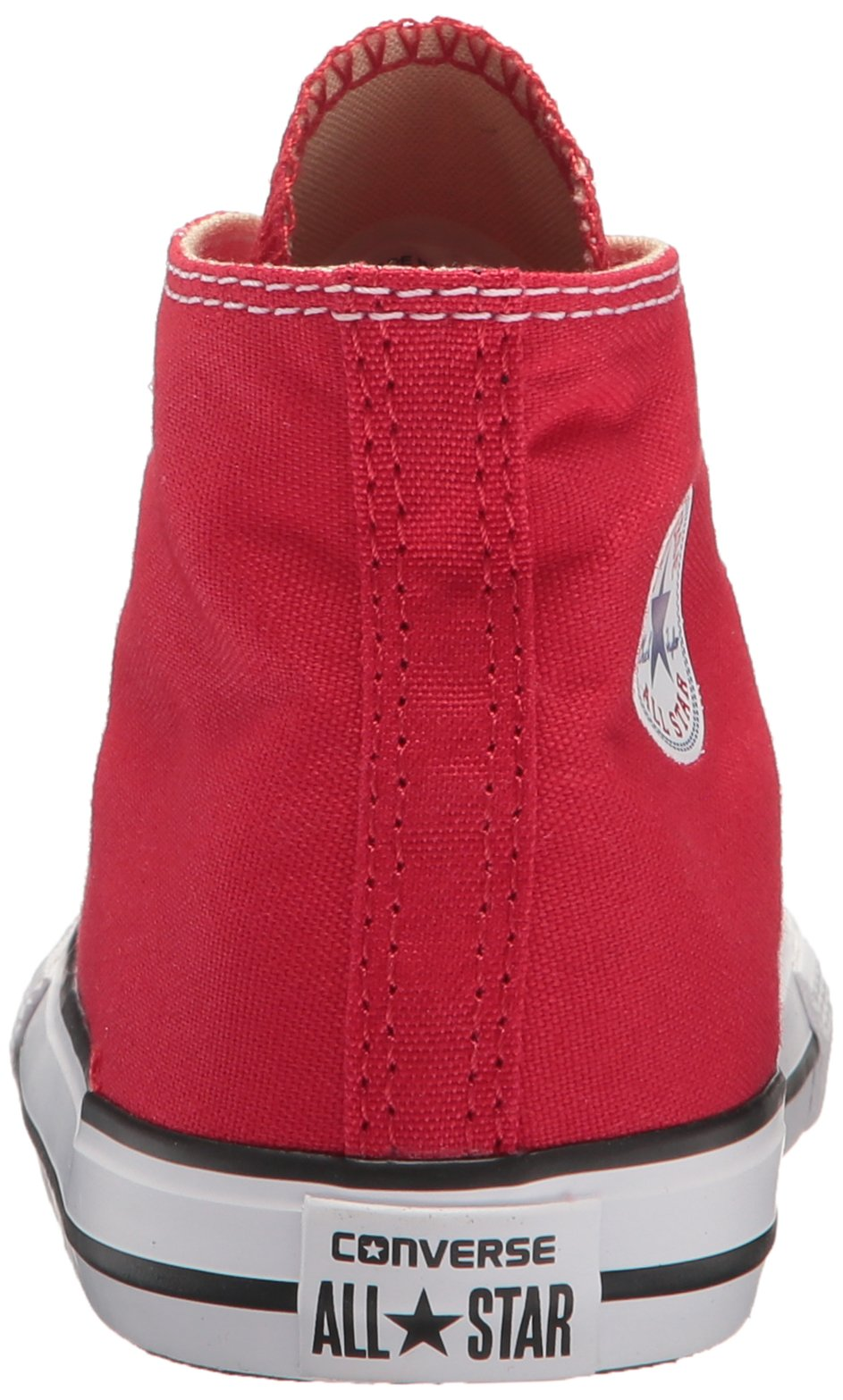 Converse Kids Chuck Taylor Classic Hi Red Sneaker - 10.5 by Converse (Image #2)