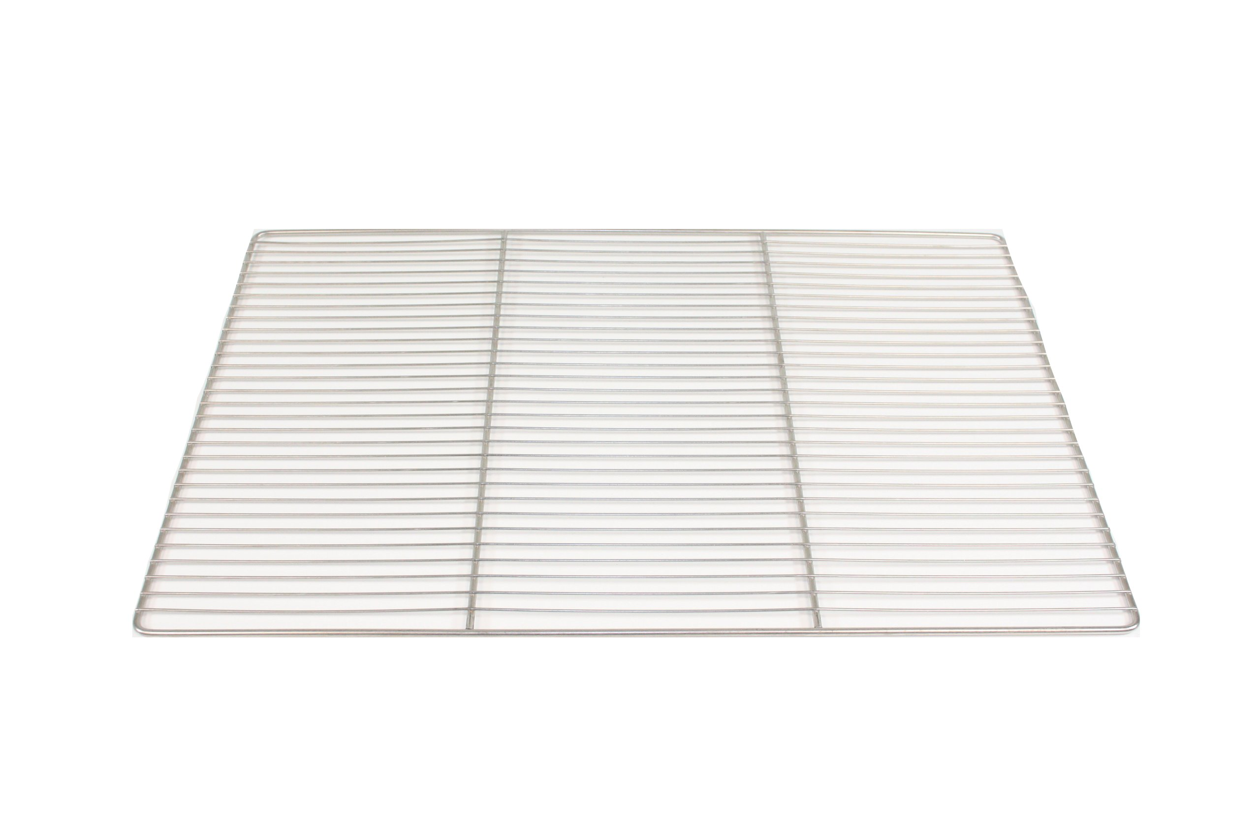 Paderno World Cuisine 25 1/2 Inch by 20 7/8 Inch Stainless-steel Cooling Rack with Handles
