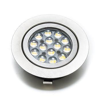 LED Einbaustrahler 3 W Slim Licht Dunstabzugshaube Küche Regale 220 ...
